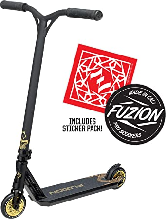 Amazon.com: Fuzion Z350 Pro - Patinete, Negro: Sports & Outdoors