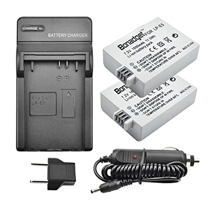 Chargers Capable For Canon Eos 450d 500d 1000d Camera Battery Lp-e5 Charger Accessories & Parts