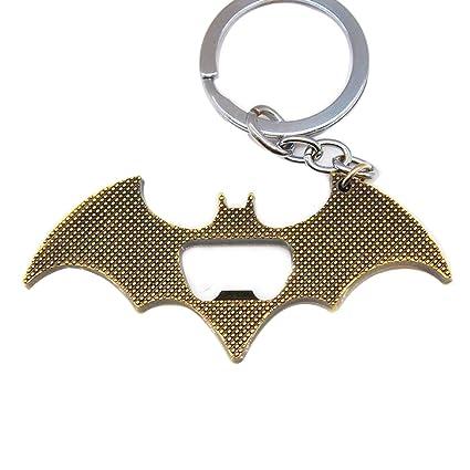 Llavero de aleación de Batman, diseño de Batman, abrelatas ...