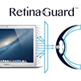 "RetinaGuard Anti-UV, Anti-blue Light Screen protector for Macbook Air/Pro 13"" - SGS & Intertek Tested - Blocks Excessive Harmful Blue Light, Reduce Eye Fatigue and Eye Strain"