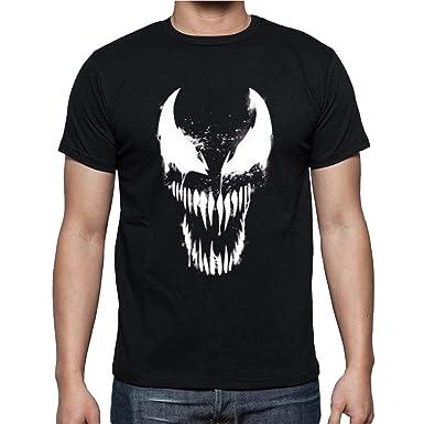 1970e08a57 Camiseta de NIÑOS Spiderman Venom Comic  Amazon.es  Ropa y accesorios