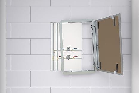 Profesional pladur Tapa para revisión patentado para puerta sistema 11 tamaños befliesbar: Amazon.es: Bricolaje y herramientas