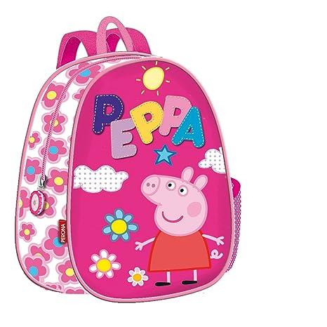 Peppa Pig - Mochila guardería (Montichelvo 30648)