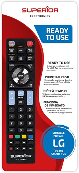 Superior Electronics SUPTRB007: Amazon.es: Electrónica