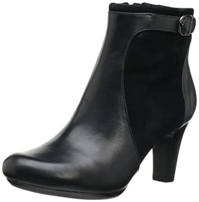 Women's Society Round Ankle Boot