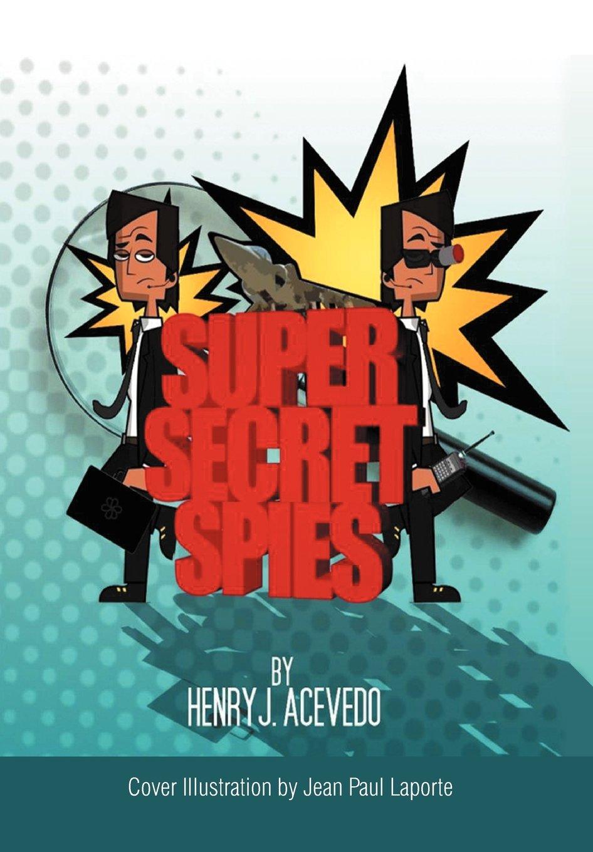 Download Super-Secret Spies pdf epub