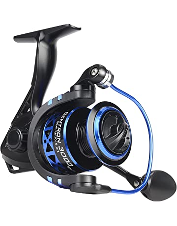 be5c0749242 KastKing Summer and Centron Spinning Reels, 9 +1 BB Light Weight, Ultra  Smooth