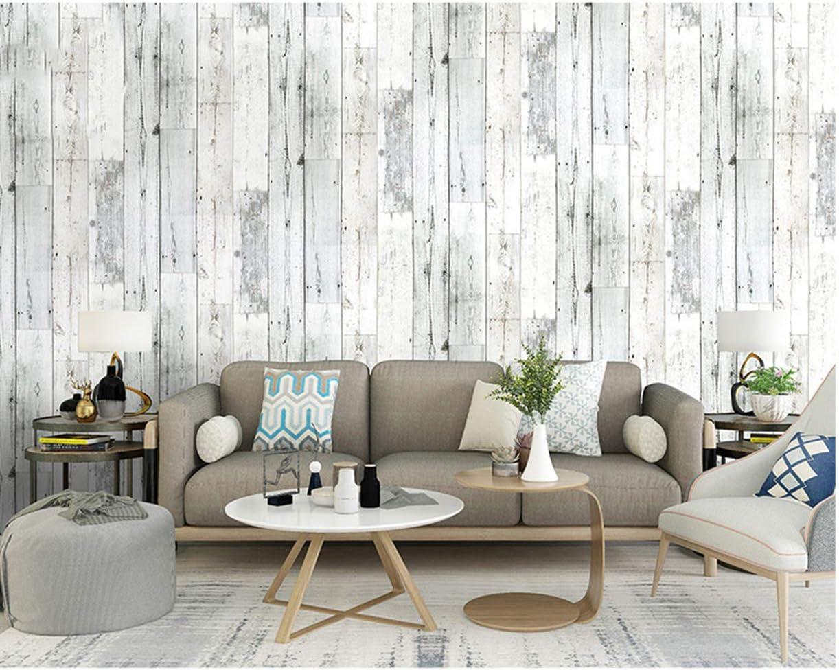 Amazon Homya 壁紙シール 45cmx6m 木目 リメイクシート はがせる壁紙 接着剤不要 Diyシート 防水 防カビ ウォールステッカー 壁紙