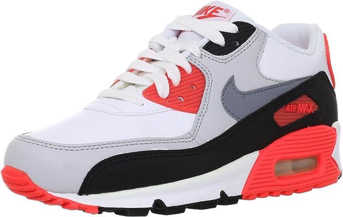 Parche maquinilla de afeitar Salto  NIKE Nike air max 90 zapatillas moda chico: Amazon.es: Ropa y ...