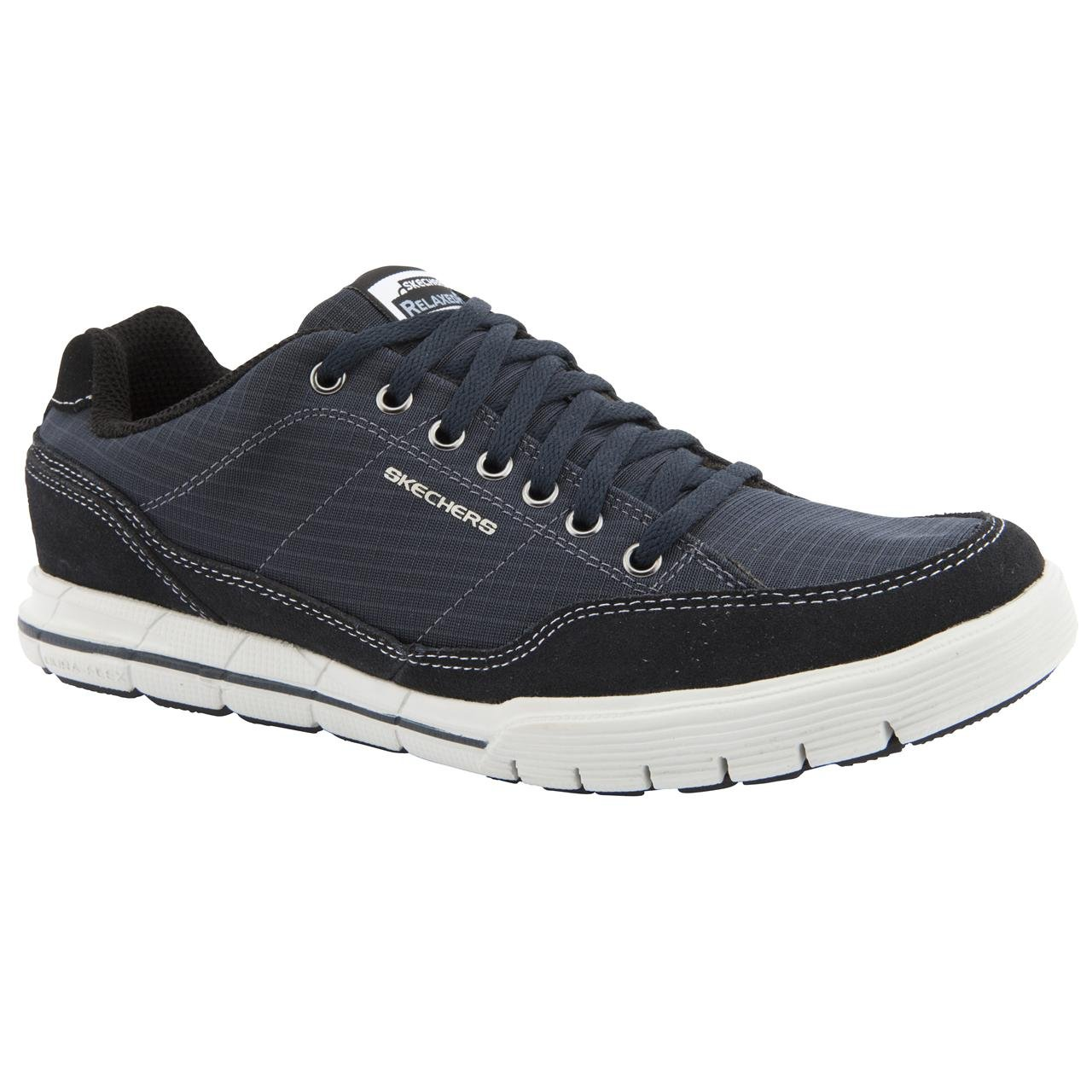 Skechers Mens Arcade Circulate King Navy Leisure Trainers