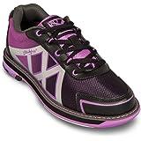KR Strikeforce Womens Kross Bowling Shoes- Black/Purple