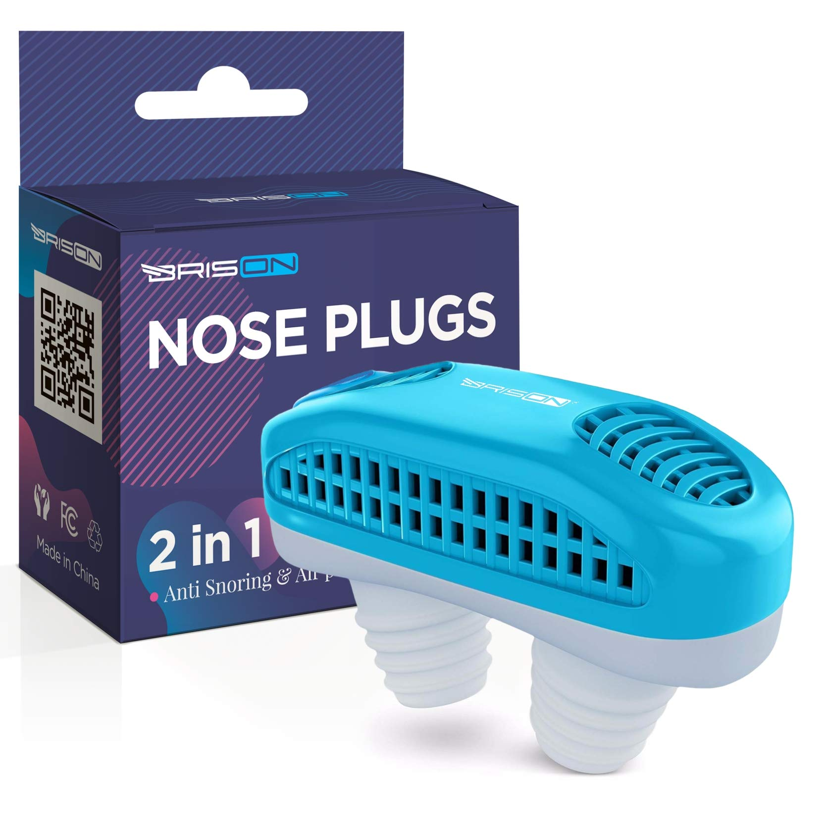 729b36df23d135 Anti snoring Devices - Nose Vents Plugs - Stop Snore Mute Nasal Dilators Sleep  Aid Clip
