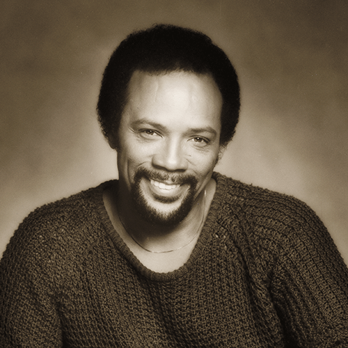Quincy Jones On Amazon Music