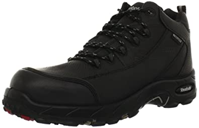 Reebok Work Men's Tiahawk RB4555 Work Boot,Black,6 ...
