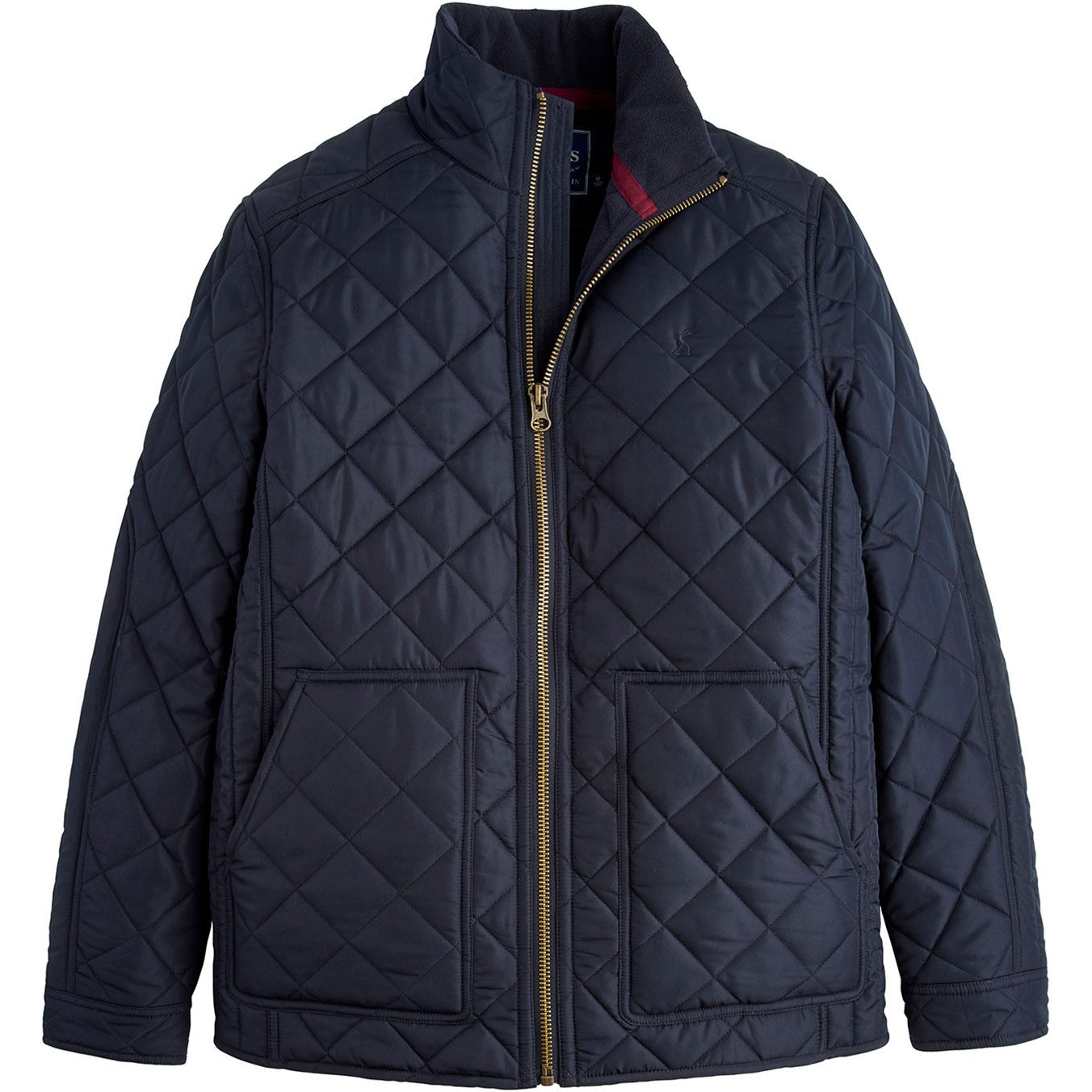 Joules Retreat Short Quilted Jacket XX Large Marine Navy