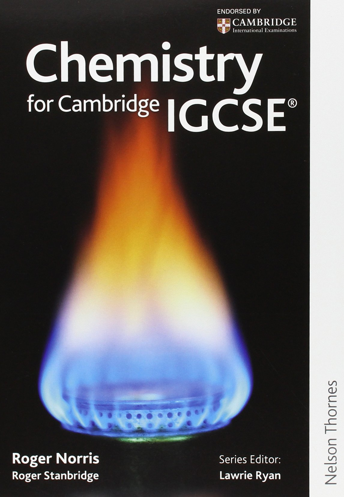 Chemistry for cambridge igcse roger norris roger standbridge chemistry for cambridge igcse roger norris roger standbridge lawrie ryan 9781408500187 amazon books fandeluxe Gallery