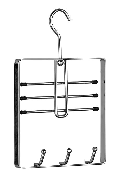 Premier Housewares - Percha para Cinturones y Corbatas (29 x 20 x ...