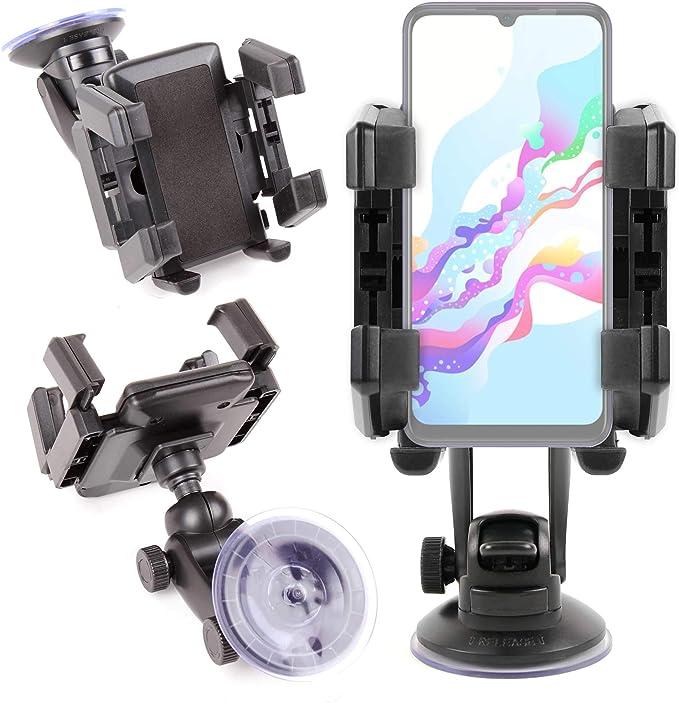 DURAGADGET Soporte para Coche Compatible con Smartphone Vivo Z5, ZTE Nubia Z20: Amazon.es: Electrónica