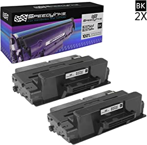 Speedy Inks Compatible Toner Cartridge Replacement for Dell 593-BBBJ (Black, 2-Pack)