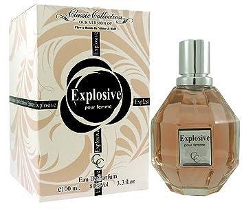 Flowerbomb Explosive Women Perfume 3.3 oz Eau de Parfum (Imitation)