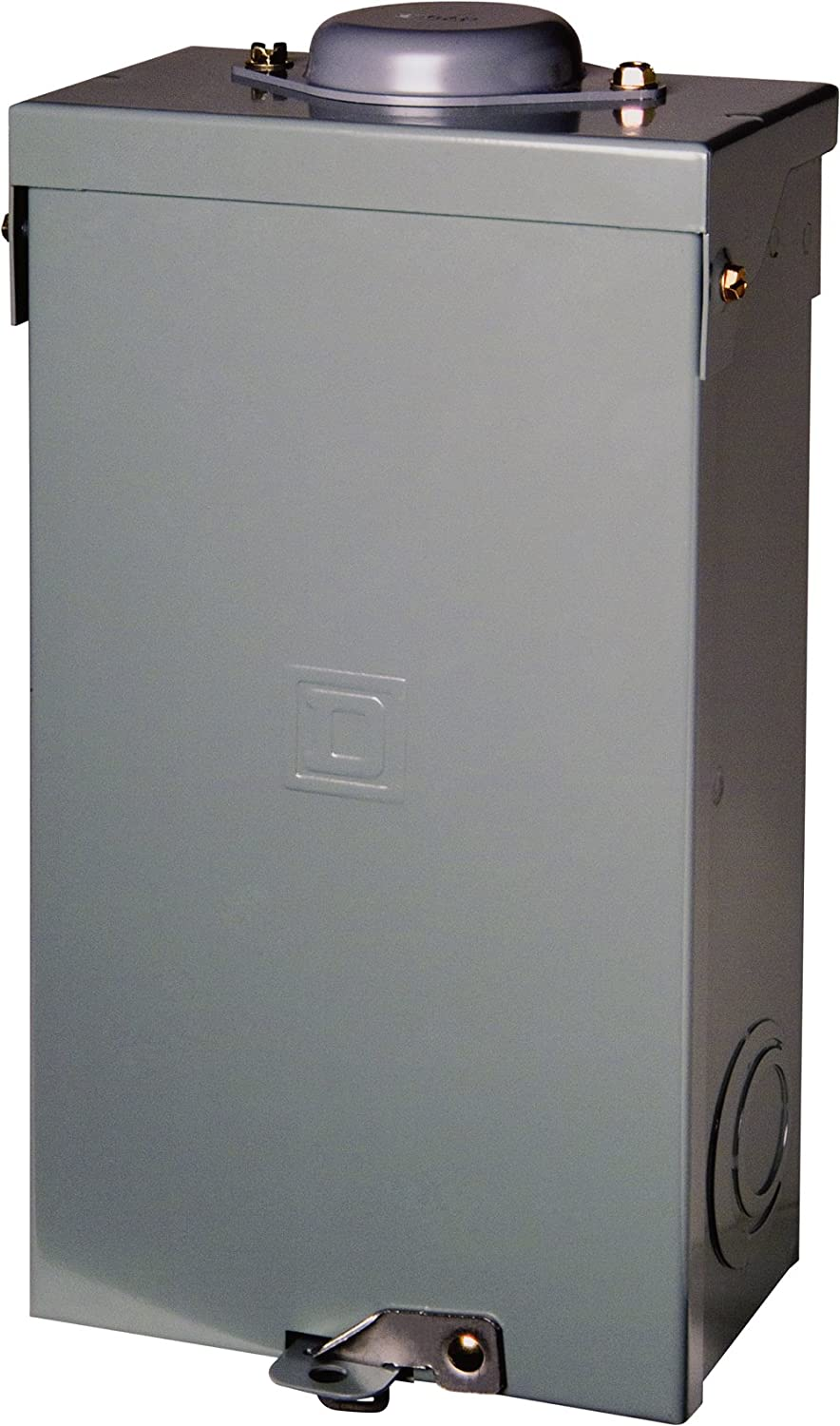 Square D By Schneider Electric Qo2100bnrb Qo 100 Amp Two Pole Enclosed Circuit Breaker Enclosure Outdoor Breakers