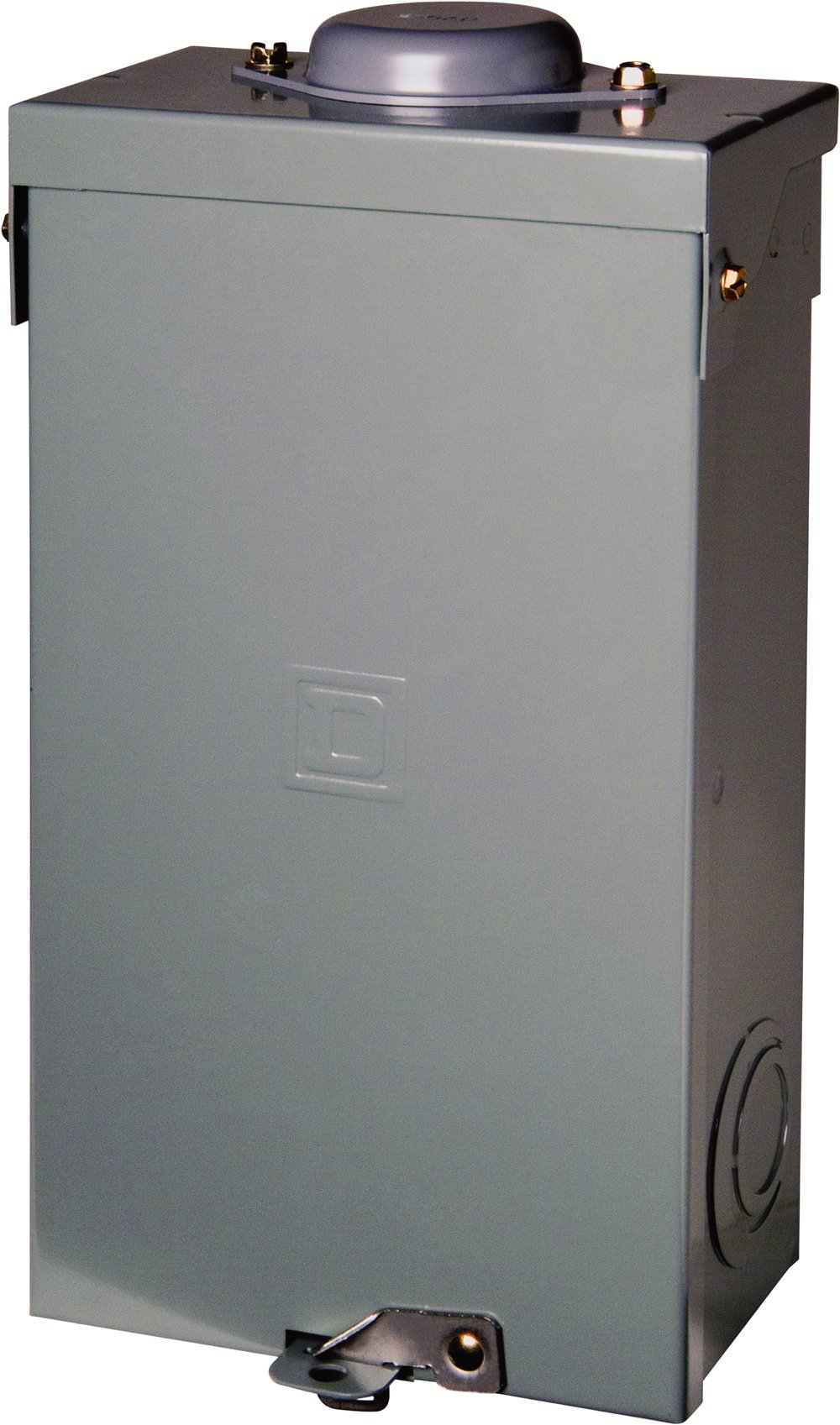 Square D by Schneider Electric QO2100BNRB QO 100 Amp Two-Pole Outdoor Enclosed Circuit Breaker,