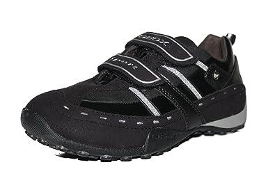 Amazon Noir Geox Pour Chaussures De Fille Noir Sport 31 Eu A7qpO4Bx7z