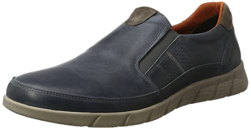 Mens Cliff 07 Loafers, Blue Josef Seibel