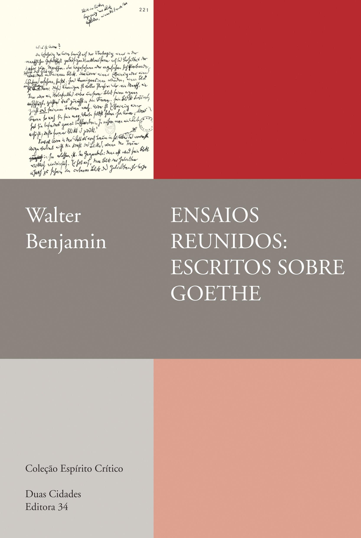 Download Ensaios Reunidos. Escritos Sobre Goethe (Em Portuguese do Brasil) pdf epub