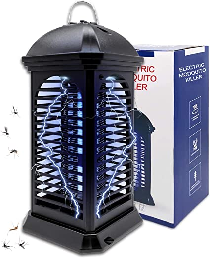 2Pack Electric Mosquito Fly Bug Insect Zapper Killer LED Trap Lamp Indoor US