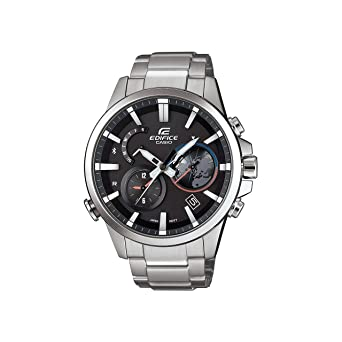 66c3b0ae5 Casio Edifice For Men - Analog Stainless Steel Band Watch - Eqb-600D ...