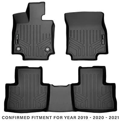 MAX LINER A0418/B0418 for 2020 2020 2021 Toyota RAV4 - No Hybrid Models, Black: Automotive