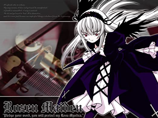 Rozen Maiden Customized 32x24 Inch Silk Print Poster Seda
