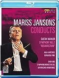 Mahler: Symphony 2 [Mariss Jansons Conducts] [Arthaus: 108081] [Blu-ray] [2013]