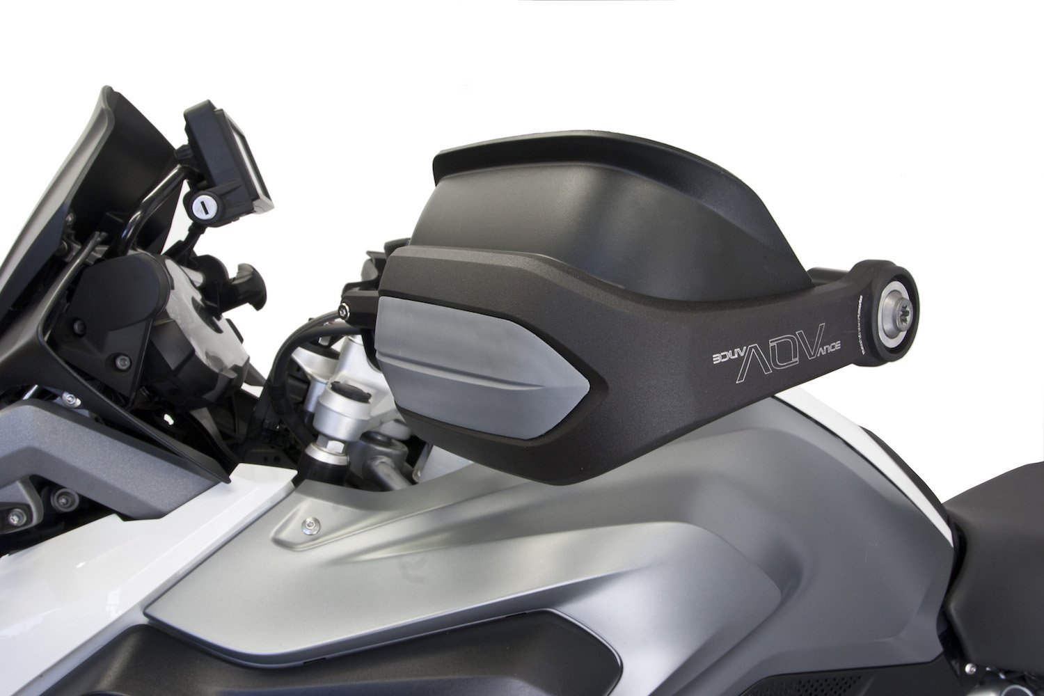 ADVance Guard Multi-Functional Hand Guards for AdventureTouring KIT 1a (BMW R1200GS水冷エンジンモデル F800/700GS他) B078H4DF4P