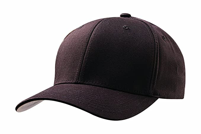 efd4989f88954 Image Unavailable. Image not available for. Color  Flexfit Structured Twill  Cap. 6277 - Black - XL 2XL