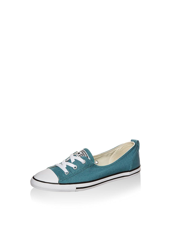 Converse - Mocasines para mujer Azul azul: Amazon.es: Zapatos y complementos