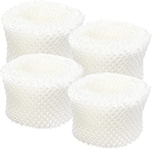 Upstart Battery 4-Pack Replacement for Honeywell HCM-54x Humidifier Filter - Compatible with Honeywell HAC-504 HAC-504AW Air Filter