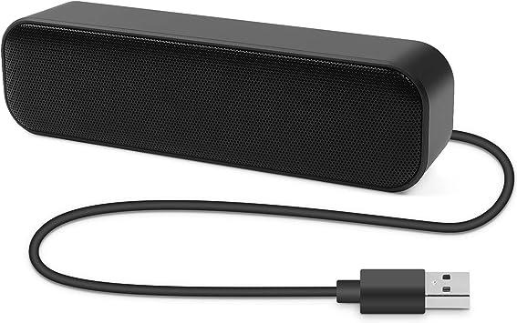 Umitive Pc Lautsprecher Soundbar Mini Usb Computer Computer Zubehör