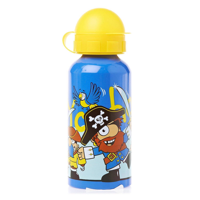 Botella de agua de aluminio Bugzz Pirate