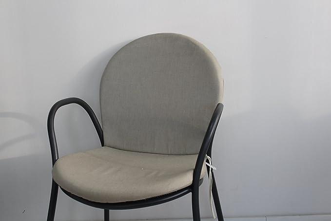 Cuscini rotondi per sedie da esterno | Grandi Sconti