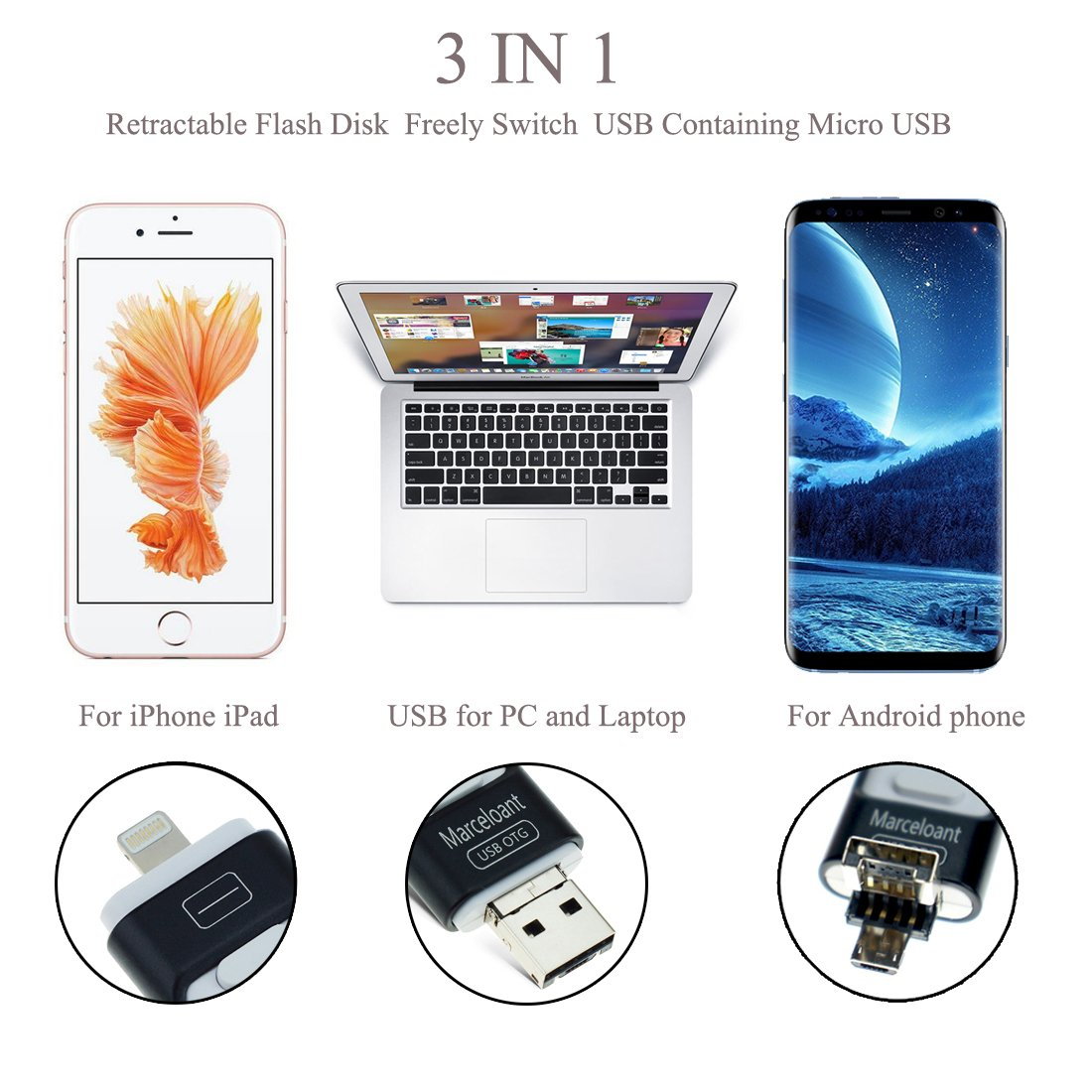 Harga Dan Spesifikasi Leef Ibridge Mobile Memory Termurah 2018 32gb Putih Usb Flash Drives For Iphone Ipad Ios Android Stick Marceloant Otg