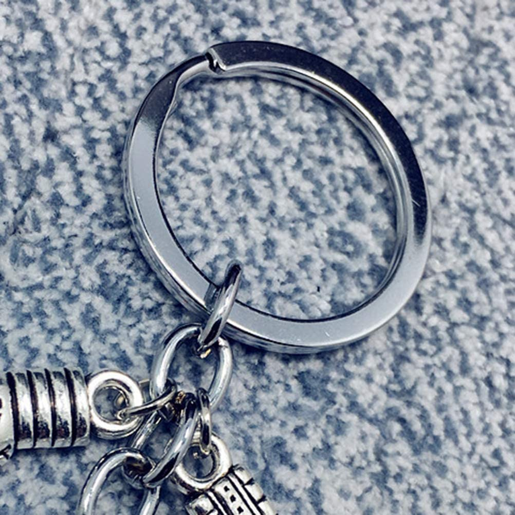 LIOOBO Keychain Key,Boxing Glove Keychain Key Ring Pendants Key Accessories