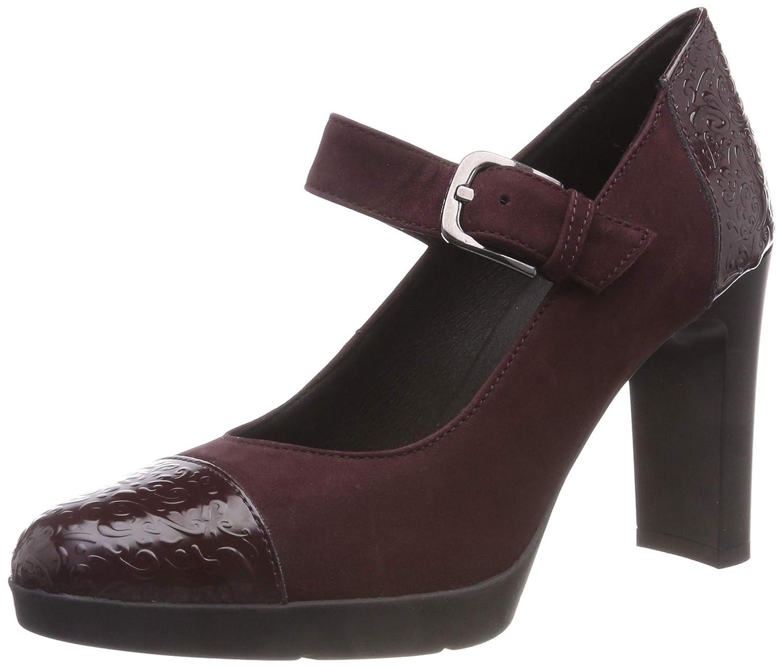Geox D Annya High B, Zapatos de Tacón para Mujer