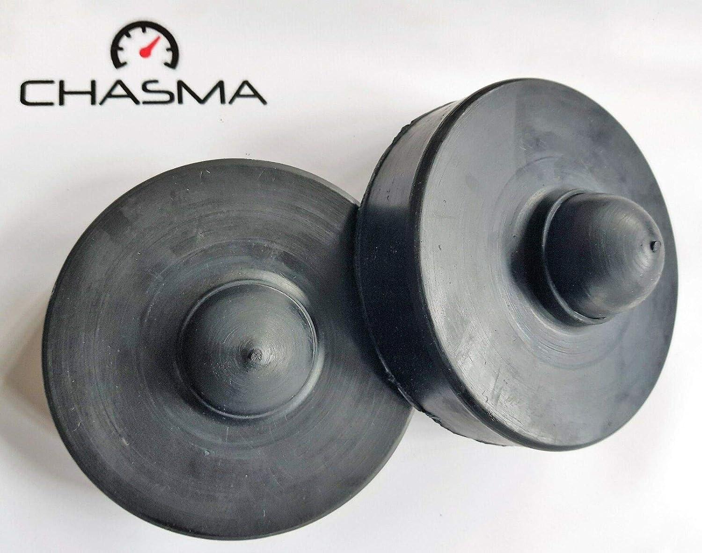 Federunterlage//H/öherlegungsatz Hinterachse 30mm