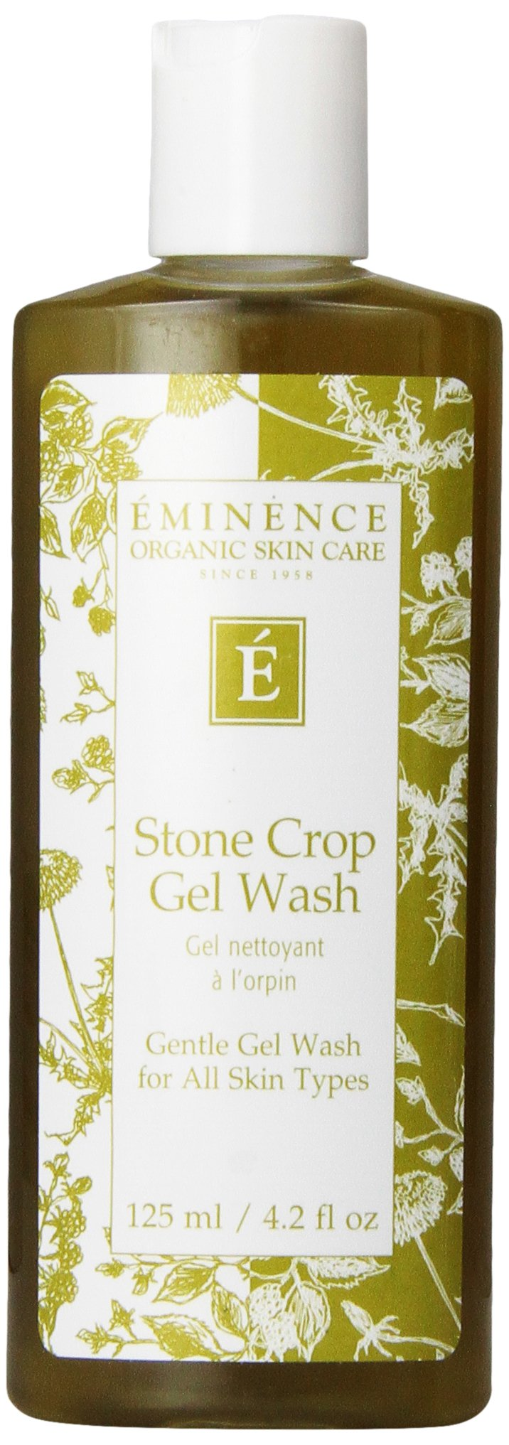 Eminence Stone Crop Gel Wash, 4.2 Fluid Ounce by Eminence (Image #1)