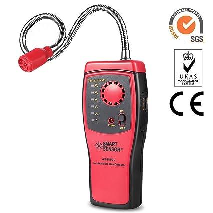 Joypea Natural Gas Detector,Propane Gas Leak Detector,Portable Gas Leak Sniffer Detector(