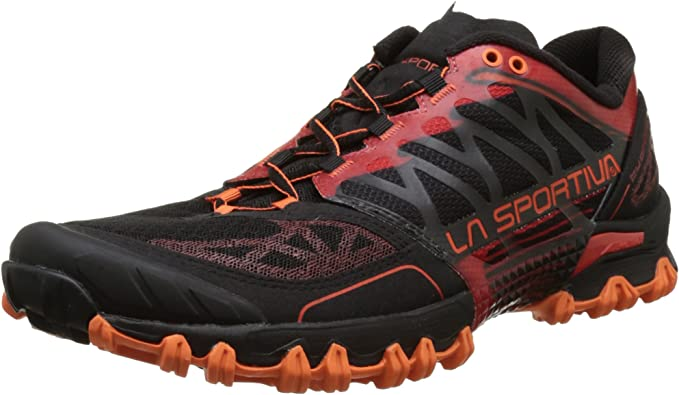 La Sportiva Bushido Flame Zapatillas de Running, Hombres: Amazon ...