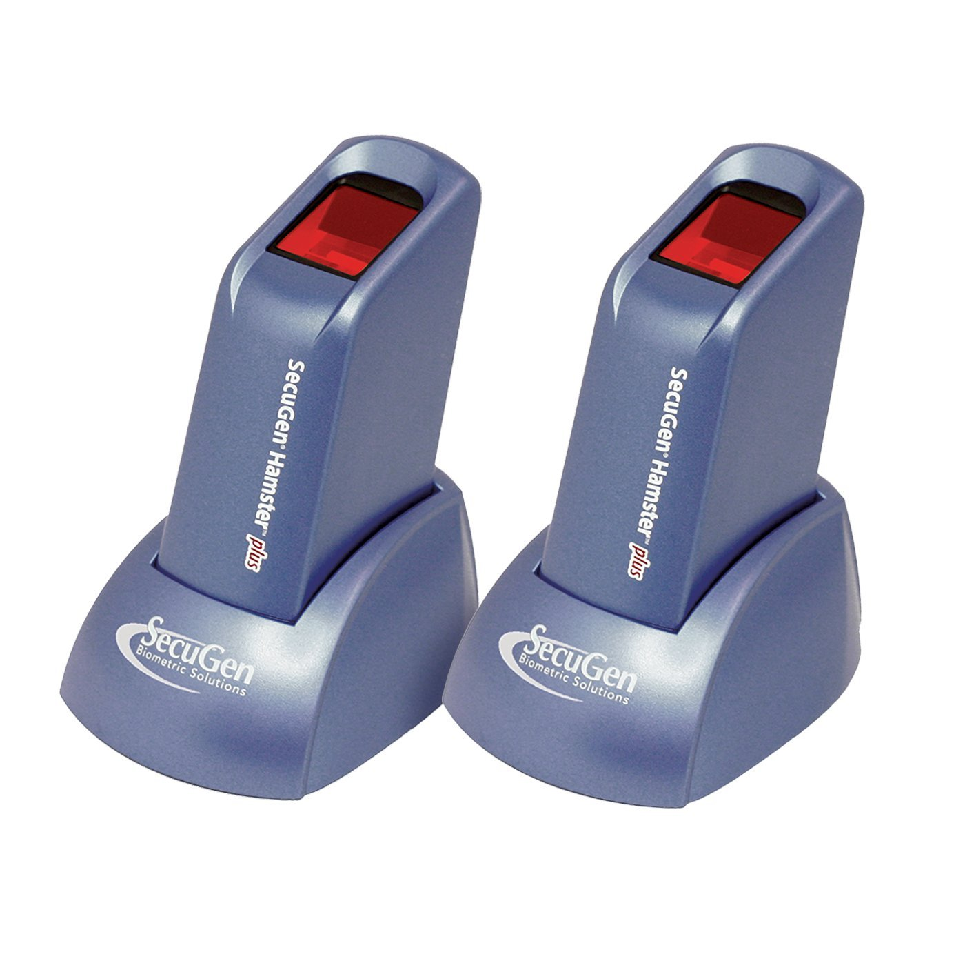 Secugen Hamster Plus Fingerprint Scanner - 2-Pack