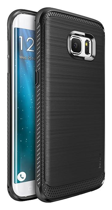 7 opinioni per Custodia Galaxy S7, Ringke [ONYX] [Estrema Dura / Resilient Grip] Ultra forte e